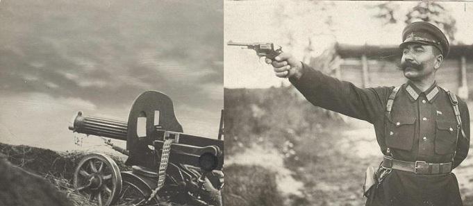 Анекдот о Том, Как Буденный Отстреливался Пулеметом от Сотрудников НКВД, Пришедших Его Арестовывать