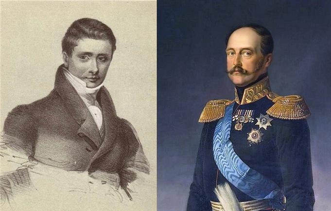 Министр Требует Возвращения Декабриста в Россию, а Николай 1 не Советует Ему Приезжать из Лондона