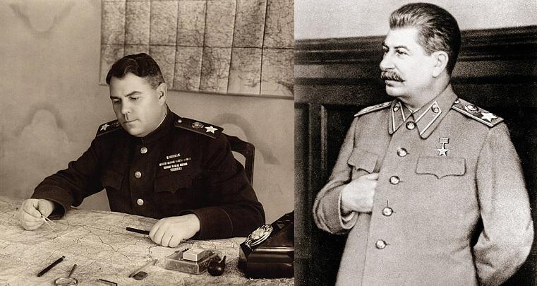 Делал ли Сталин Денежные Переводы Отцу Маршала Василевского?