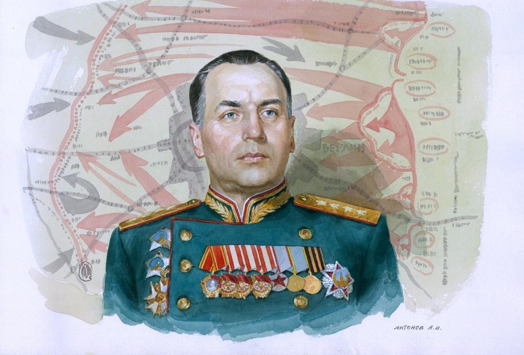 Исключительный Случай Награждения Орденом «Победа» Советского Генерала, а не Маршала