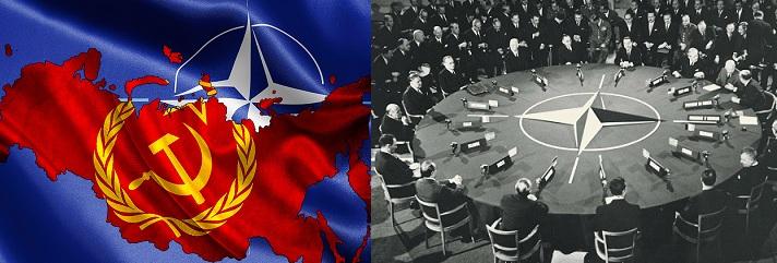НАТО Подчеркивало Оборонительный Характер, но СССР о Вступлении в Союз Отказало