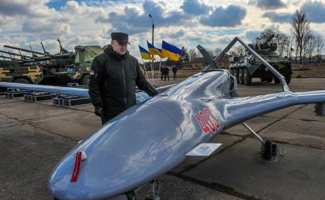 Украина Закупается Мощными Турецкими Беспилотниками