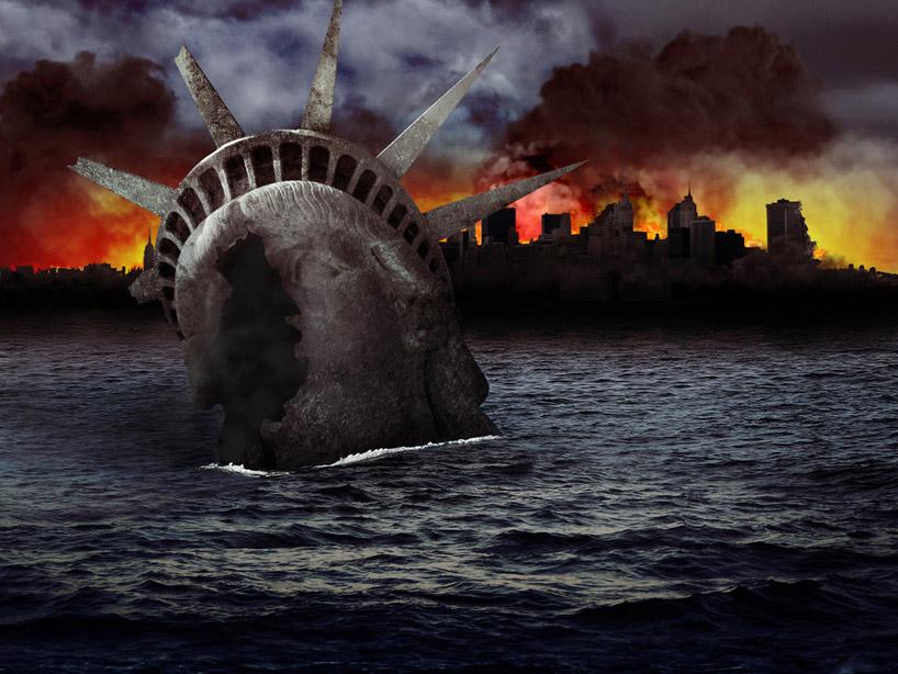 Что Будет с Крупными Странами, Если США «сотрут с Лица Земли»