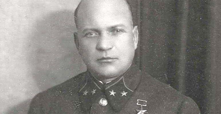 Генерал Лизюков