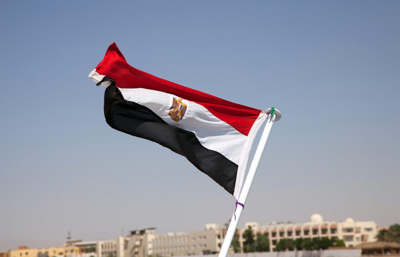 Египет и флаг