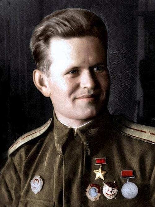 Капитан Василий Зайцев