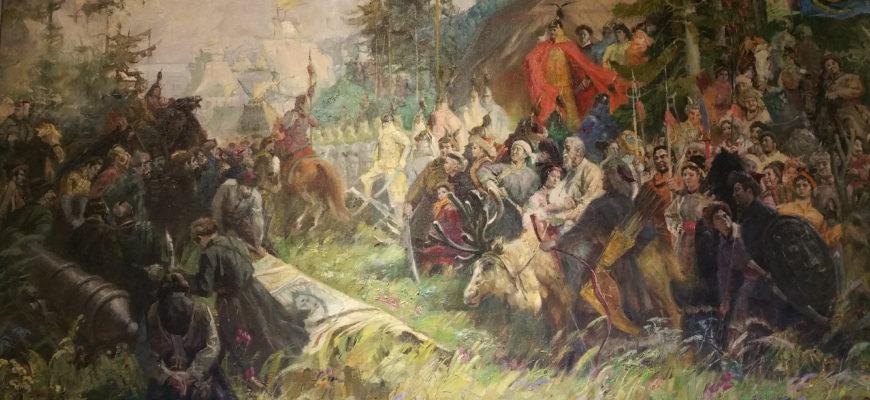 Кумарская битва