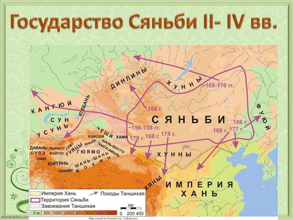 Сяньбийская держава