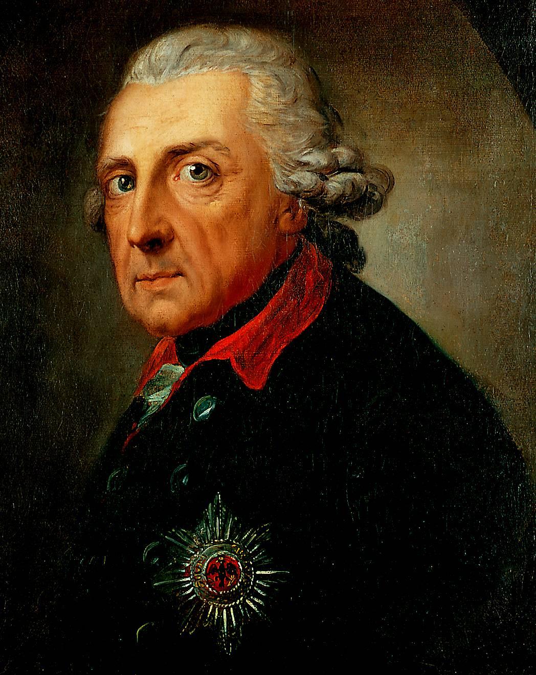 Фридрих II Прусский
