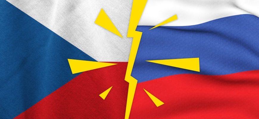 россия и чехия