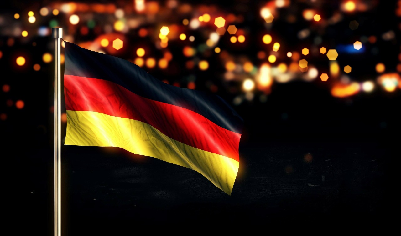 флаг германия
