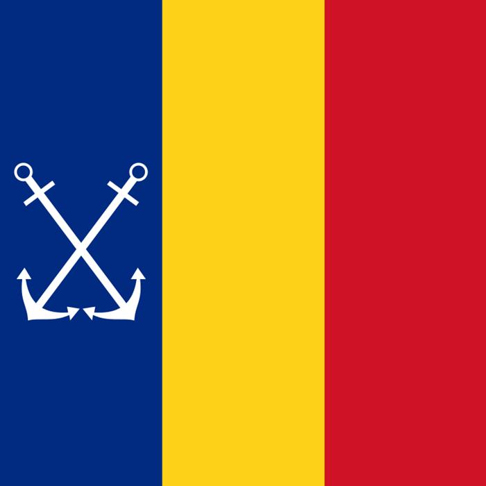 флаг вмф румынии