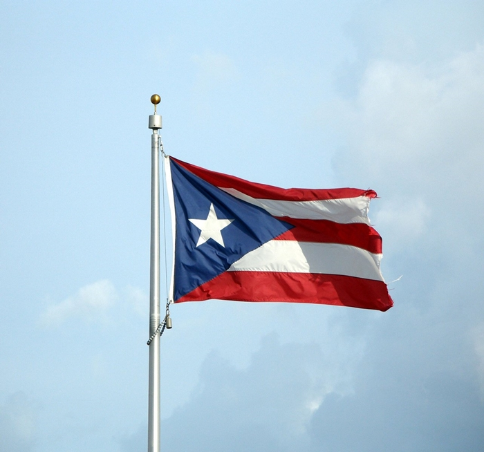 пуэрто рико флаг