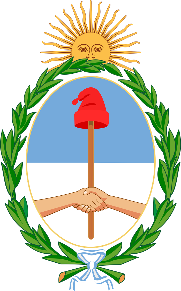 альтернативный флаг аргентины