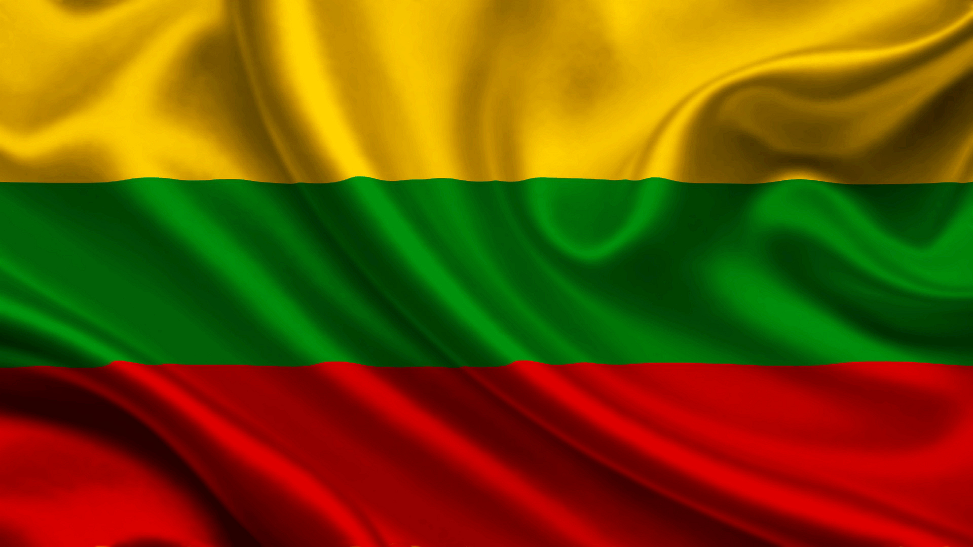The flag of Lithuania (pro100travel.ru)