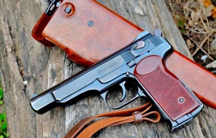 МП-355 «Стечкин»