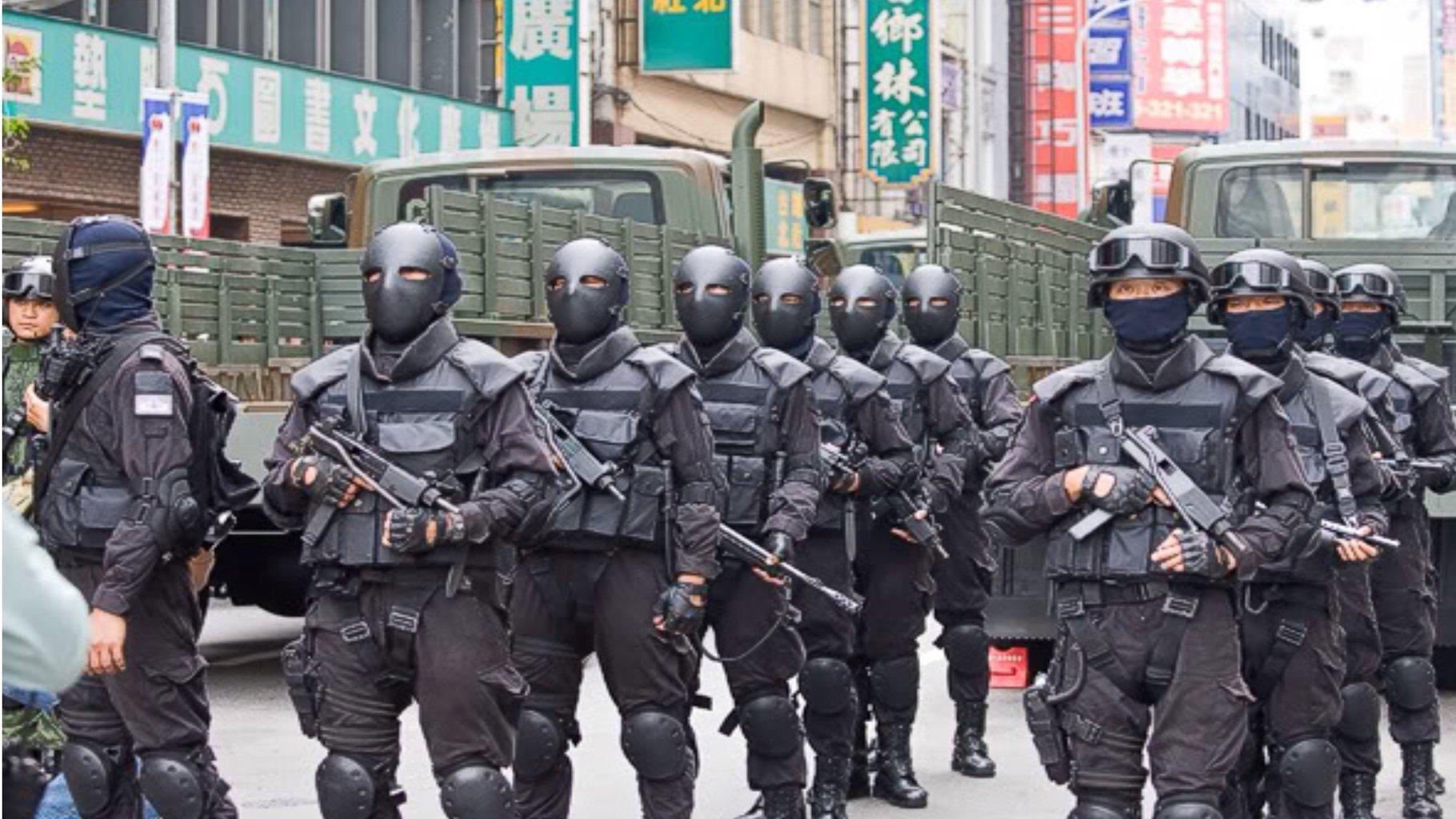 Спецназ Тайваня