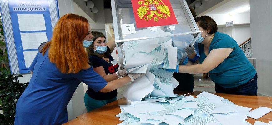 Честные выборы в Думу