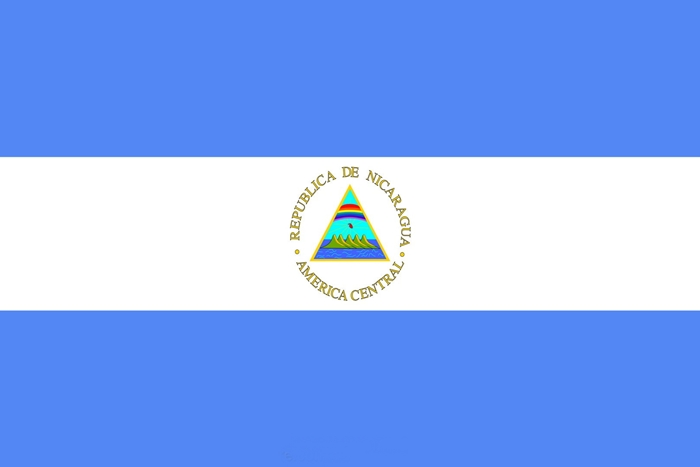 никарагуа флаг