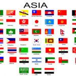 флаг азии