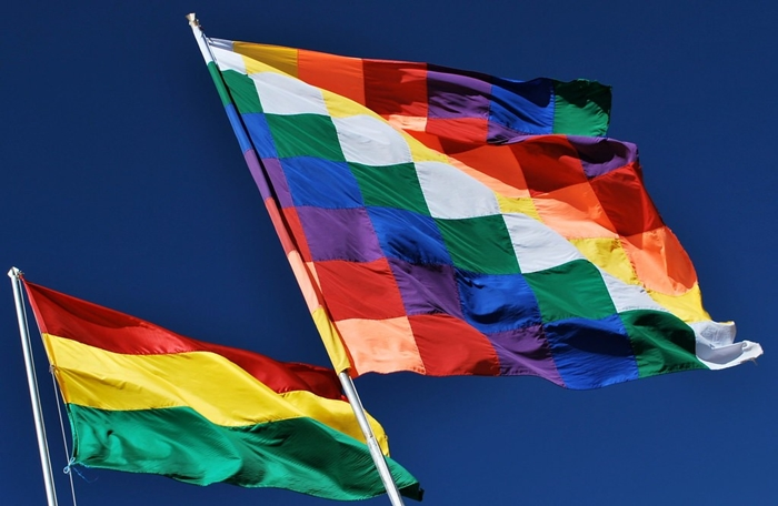 Флаг Боливии – «Випала»