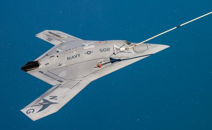 Northrop Grumman X-47BС