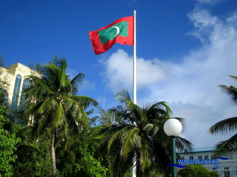 мальдивы флаг
