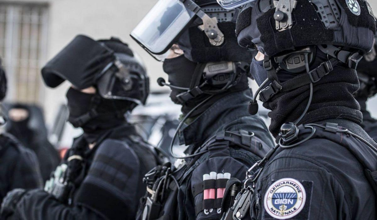 GIGN, Groupe d'Intervention de la Gendarmerie Nationale