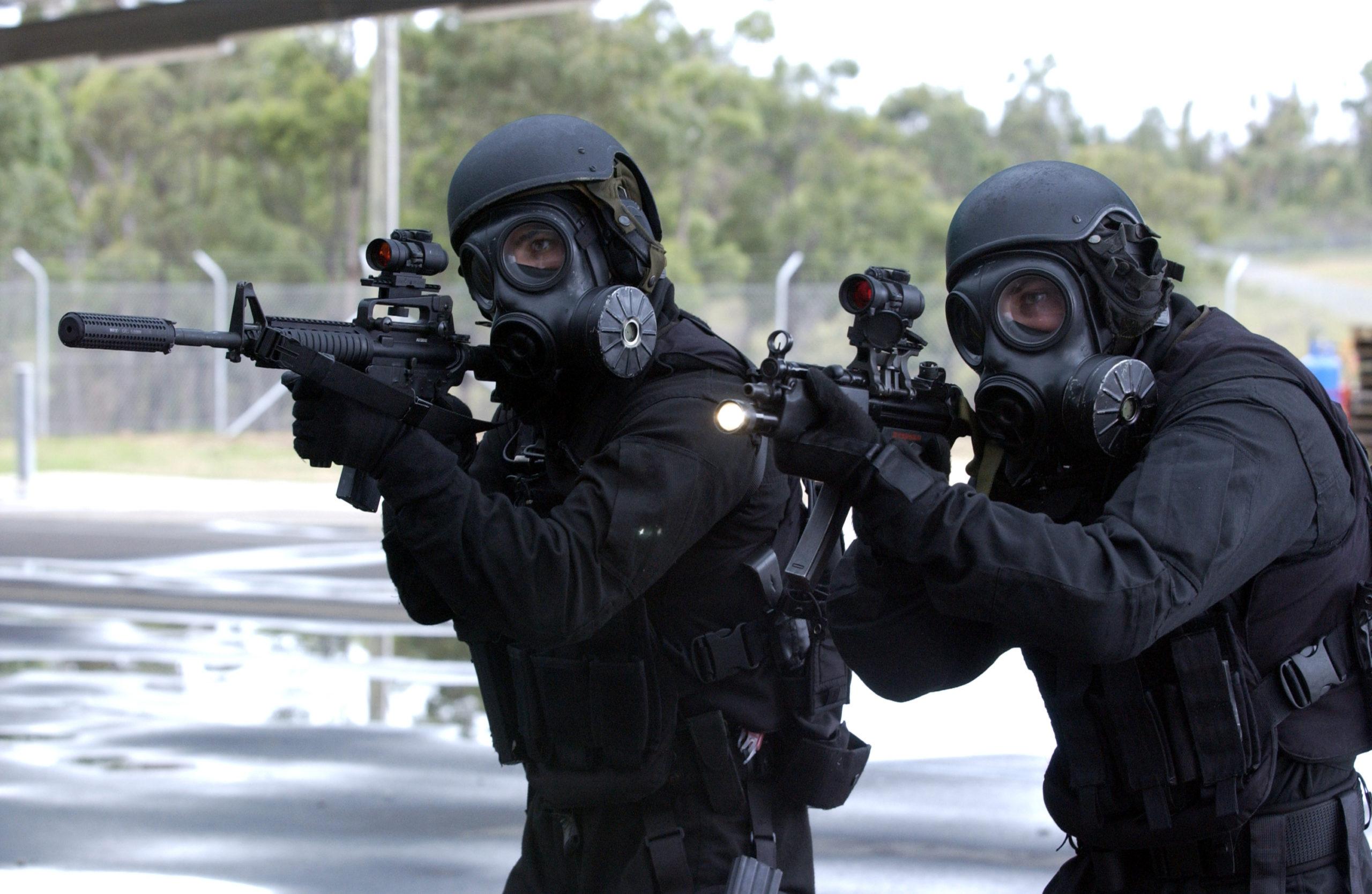 Special Air Service, SAS