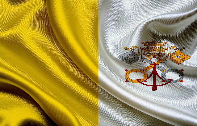 flag-gerb-flag-vatican-vatikan-coat-of-arms-fon