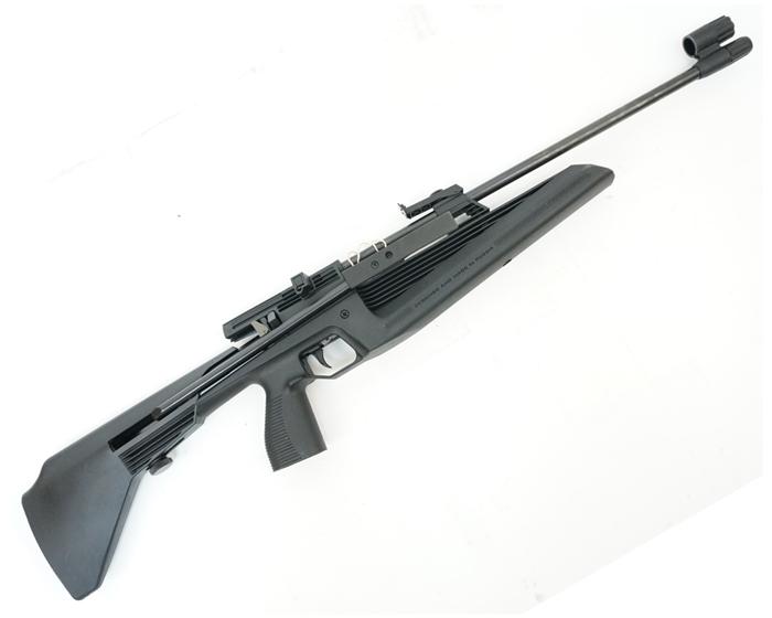 многозарядная пневматическая винтовка
