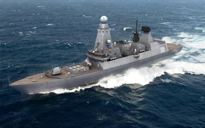 «Daring/Type 45»