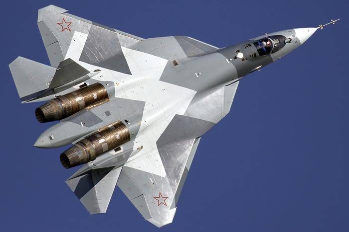 «Сухой» Т-50 (Су-57)