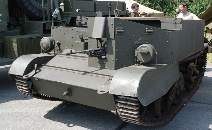 The Universal Carrier